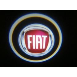 Les projecteurs Led Fiat (4-génération - 10W)
