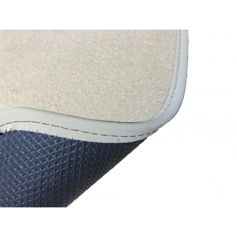 tapis beige bmw e90 e91 e92 f32 s4 haut de gamme audioledcar. Black Bedroom Furniture Sets. Home Design Ideas