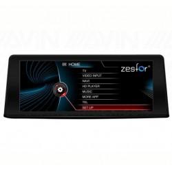 Tela GPS Multimídia Android para BMW Série 3 F30, F31 e F35 (2013-2016)