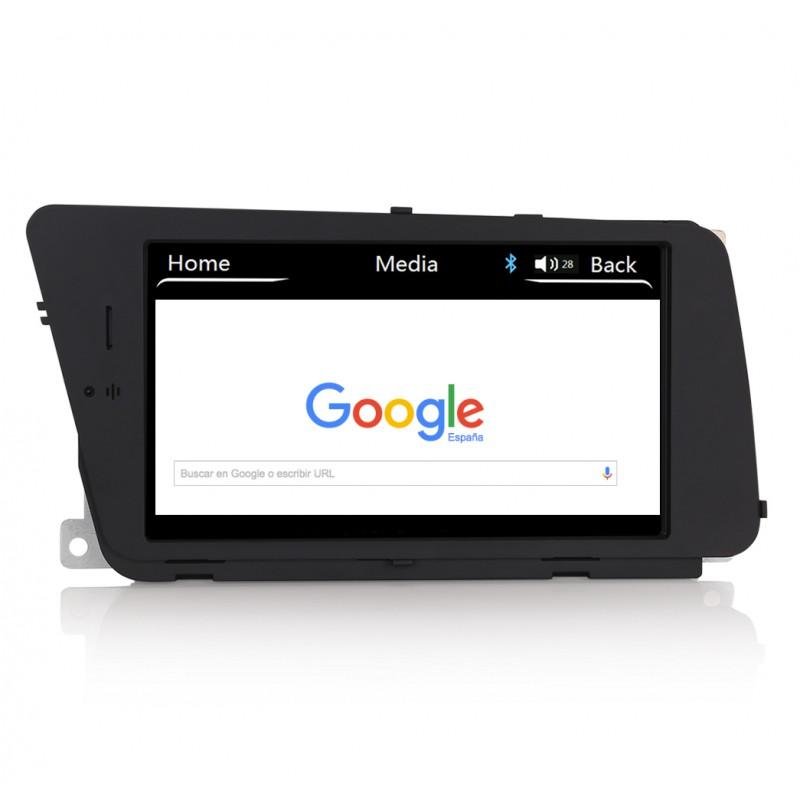 L 39 cran de gps de multim dia android pour audi a4 de 7 for Photo ecran android 7