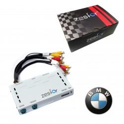 Interface Cámara trasera BMW CIC sistem