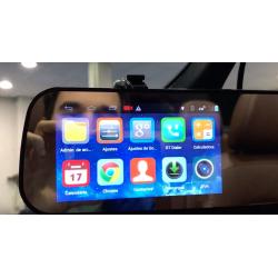 Außenspiegel Android: fischfinder GPS + navi + bluetooth + kamera