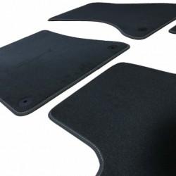 Tapetes Audi A4 B6 e B7 2000-2007 carpete PREMIUM