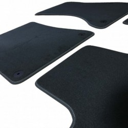 Tapetes Audi A4 B8 2007-2015 carpete PREMIUM