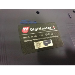 Maschine Km DIGIMASTER 2014