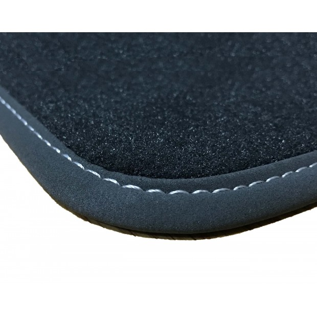 Mats BMW F10 5-SERIES carpet floor PREMIUM (2010-2013)