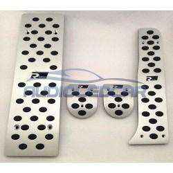 Pedales en aluminio R-Line Manual (2005-2014)
