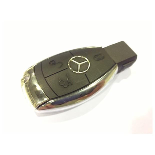 Logement pour clé Mercedes Benz (2005-2009)