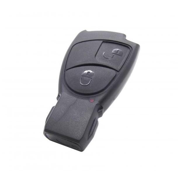 Logement pour clé Mercedes Benz 2 boutons (1999-2005)