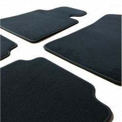Carpets for Renault megane III (07 - carpeted PREMIUM
