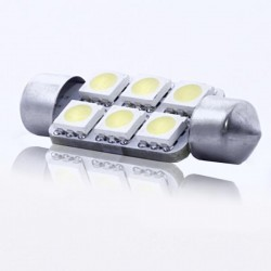 LED-lampe c5w / festoon 36-39mm - TYP 6