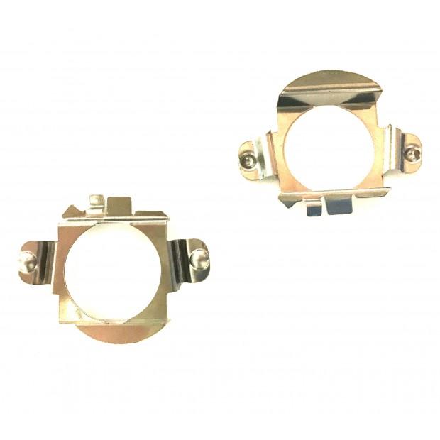 Adaptadores kit diodo emissor de luz bmw xenon e do grupo vag