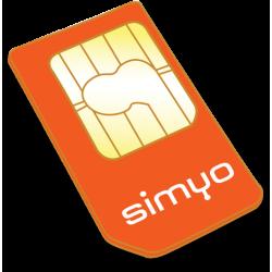 Carte SIM pour localisateur GPS avec 10€ de crédit (contrat prépayée ou sans séjour)
