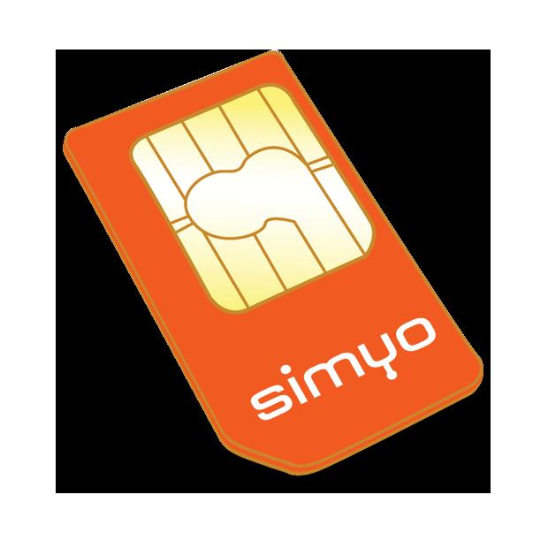 SIM card per localizzatore GPS con 10€ di credito (contratto o prepagata senza soggiorno)