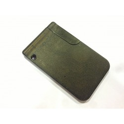 Carcasa tarjeta para llaves Renault sin logo