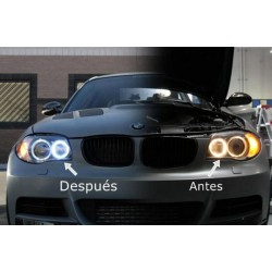 angel eyes bmw e90