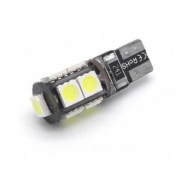 Bulbo claro do diodo EMISSOR de luz CANBUS w5w / t10 - TIPO 26