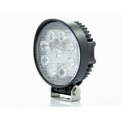 Projecteur à LED 27W pour la voiture, camion, quad ou moto
