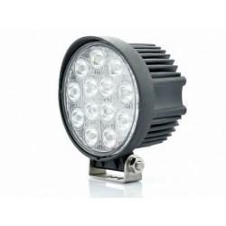Foco diodo EMISSOR de luz 40W para carro, caminhão, quad ou moto