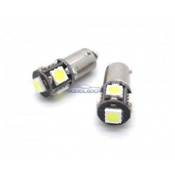 LED bulb CANBUS h6w / bax9s - TYPE 2