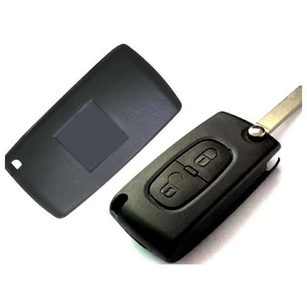 Capa para chave Citroen 2 botões