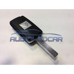 Alloggiamento per chiave Citroen 3 pulsanti