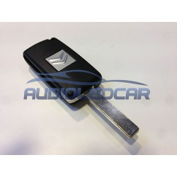 Housing for key Citroen 3 buttons