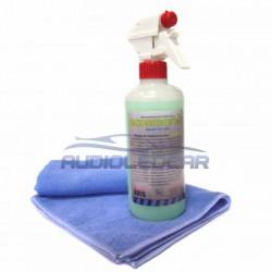 Kit de nettoyage dans un endroit sec (carrossier)