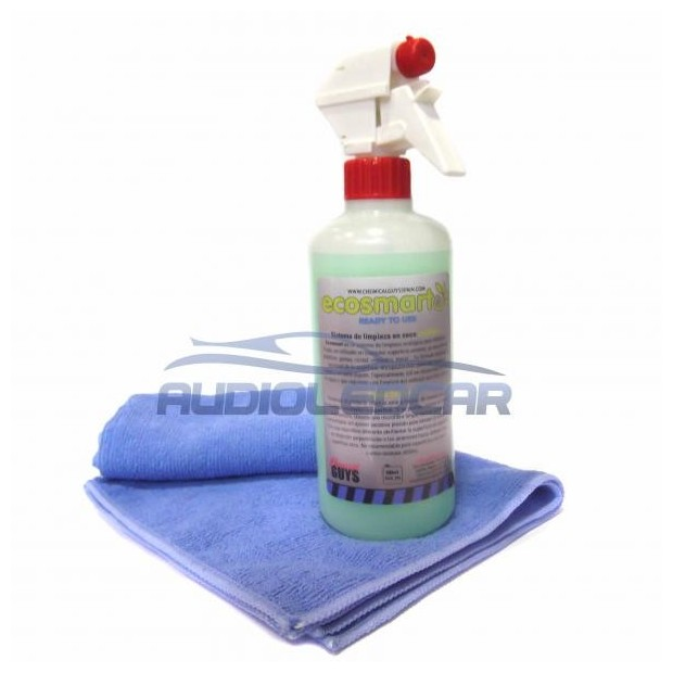 Kit de limpieza en seco (para carroceria)