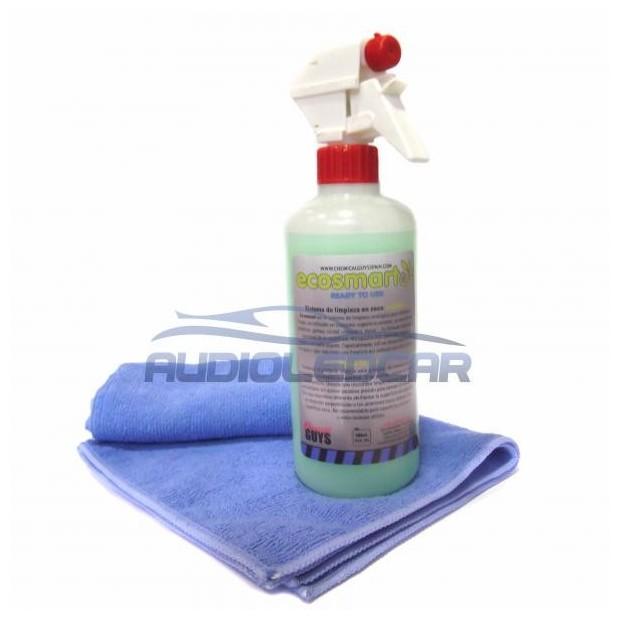 Kit für die reinigung (für karosserie)