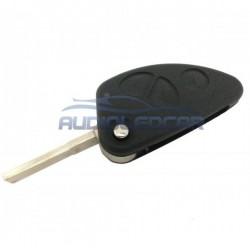 Le logement de clé Alpha Romeo 3 boutons de Type 2