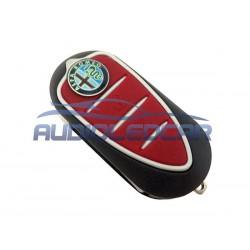 Carcaça chave Alfa Romeo 3 botões - Tipo 3