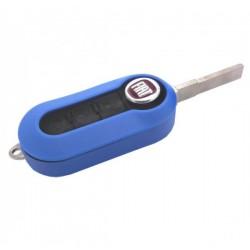 Gehäuse für schlüssel Fiat BLAU
