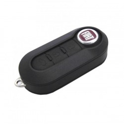 Housing for key Fiat BLACK