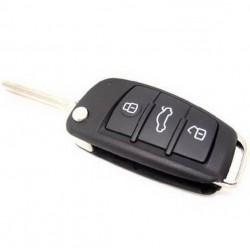 Key AUDI full A3 A4 A6 S3 S4 S6 RS6 TT