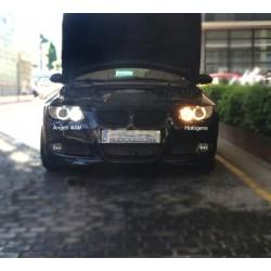 Kit olhos de angel, diodo EMISSOR de luz 40W para BMW 2007/2011 - Tipo 7