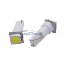Bulbo claro do diodo EMISSOR de luz t5 - TIPO 12
