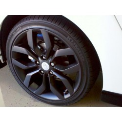 paint rims black mte