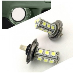 LED-lampen H7 (xenon look)