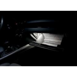 La retombée de plafond LED de la boîte à gants de la MINI Cooper