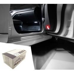 La retombée de plafond LED de pieds et les portes de Mercedes-Benz de Type 1