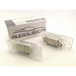 Wand-und deckenlampen LED kennzeichenbeleuchtung Skoda Superb (2002-2008)