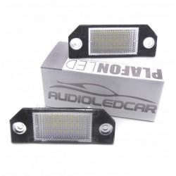Soffite frais de scolarité LED Ford Focus MK II (2003-2008)