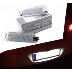 Plafones LED de matrícula Opel Astra H (2004-2009)