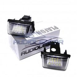 Del soffitto del LED di registrazione Peugeot - Tipo 1