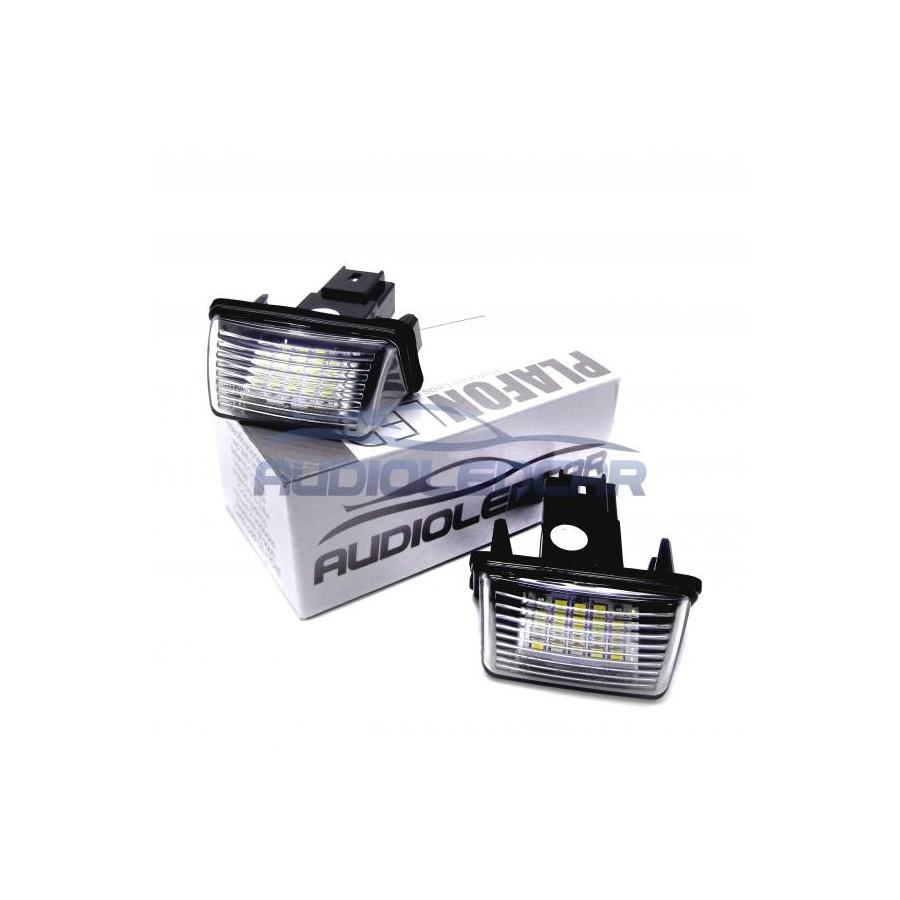 Plafones led de matr cula peugeot tipo 1 audioledcar - Plafones de led ...