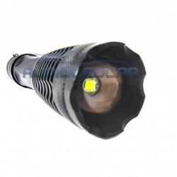 Lampe de poche LED à la main 1800 LM de Type 2