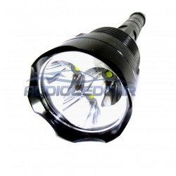 LED flashlight hand 3800 LM - Type 3