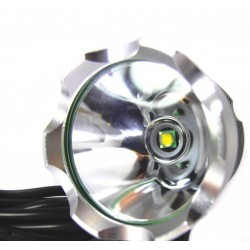 Anteriore e Focus bike LED 1800 LM - Tipo 4