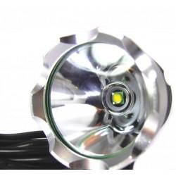 L'avant et à l'Accent de vélo LED 1800 LM de Type 4